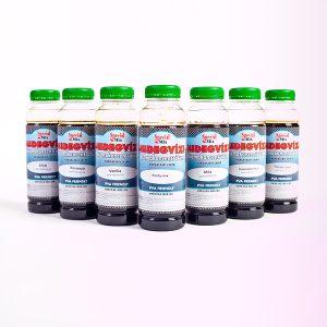 250 ml-es hidegvízi aroma koncentrátumok